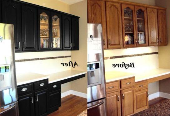 Inspirational Restoring Kitchen Cabinets | Refinishing ...