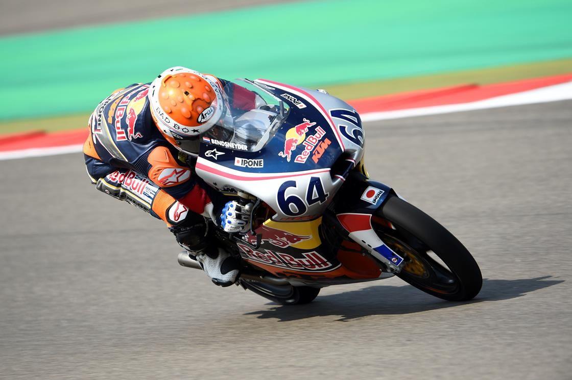 Red Bull MotoGP Rookies Cup - Bad Bo's home Pole at Assen - http://superbike-news.co.uk/wordpress/Motorcycle-News/red-bull-motogp-rookies-cup-bad-bos-home-pole-assen/