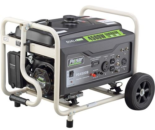 Dual fuel generators run on both propane and gas  Check out the best