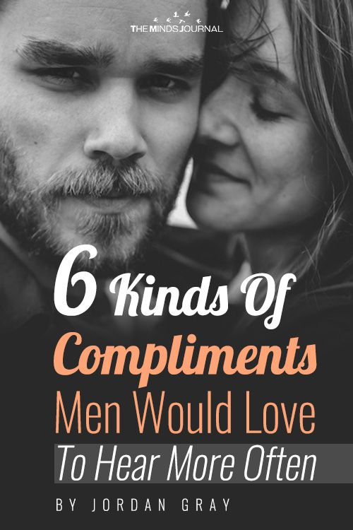 6 Kinds Of Compliments Men Would Love To Hear More