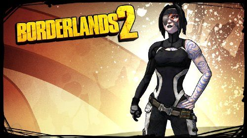 Borderlands 2 Siren Madness Pack Online Game Code