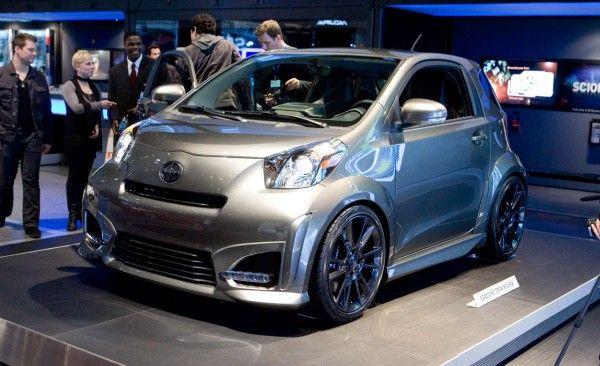 Scion Iq Iq Pinterest Scion Smart Car And Toyota