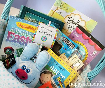 Best easter basket ideas without candy veggie tales easter best easter basket ideas without candy negle Gallery
