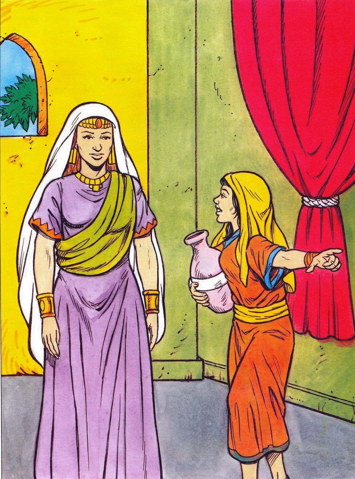 NAAMÁN 2 Reyes 5 Había un hombre llamado Naamán que era jefe del ...