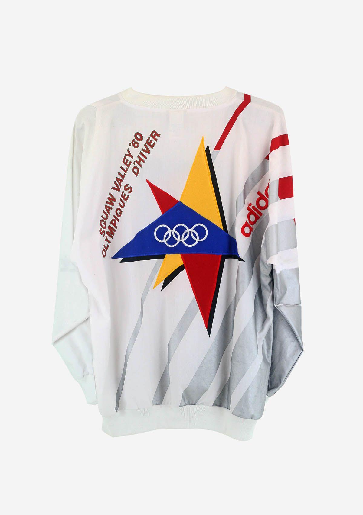 17af721a8 Adidas St Moritz Olympics sweatshirt | print | Sweatshirts, Adidas ...