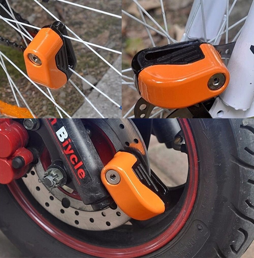 Best Price Us Store 6mm Security Motorcycle Bike Alarm Sturdy