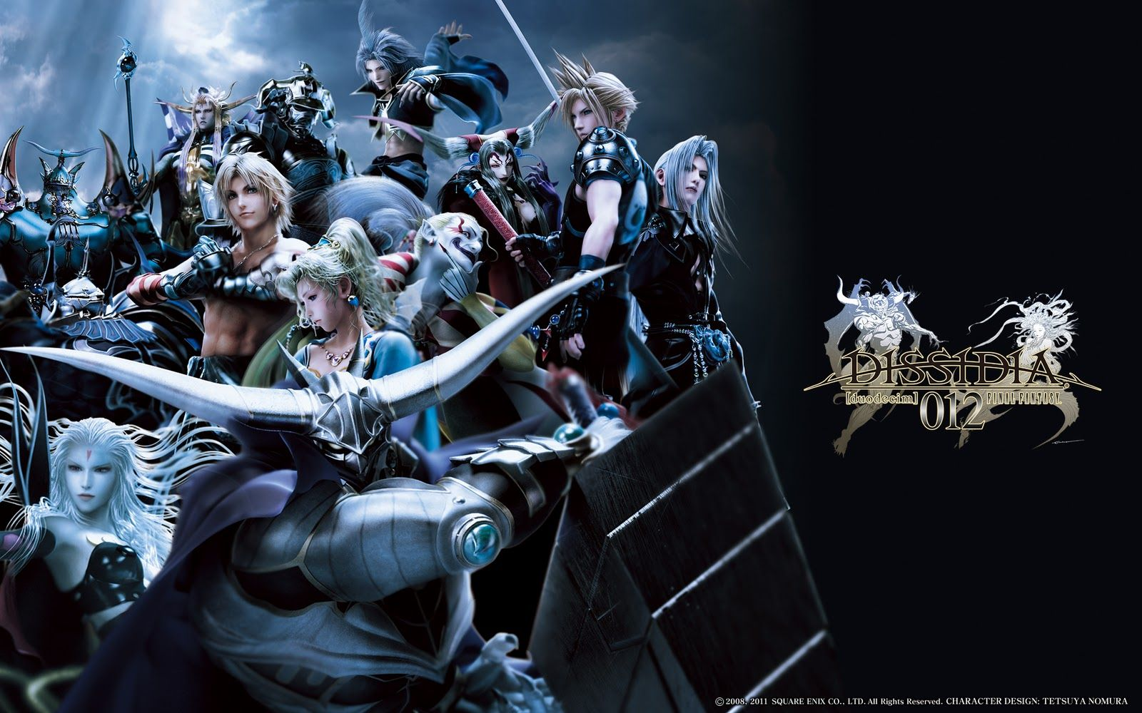 Final Fantasy Wallpapers High Quality Download Free ディシディア