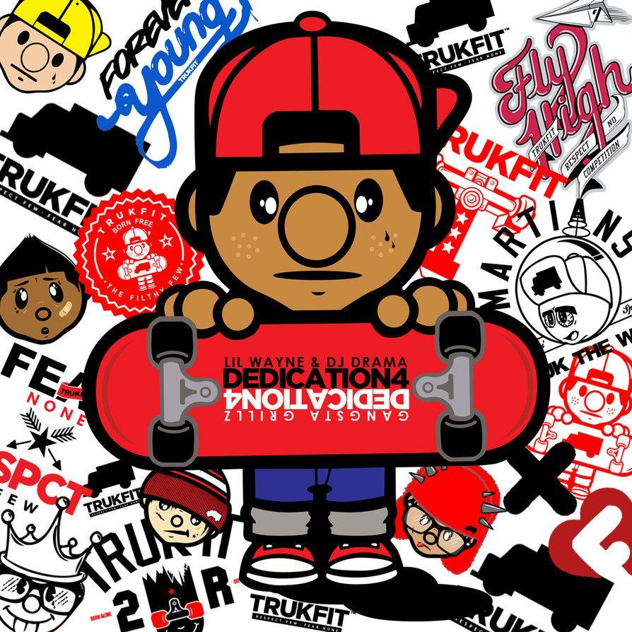 Lil Wayne Trukfit Wallpaper