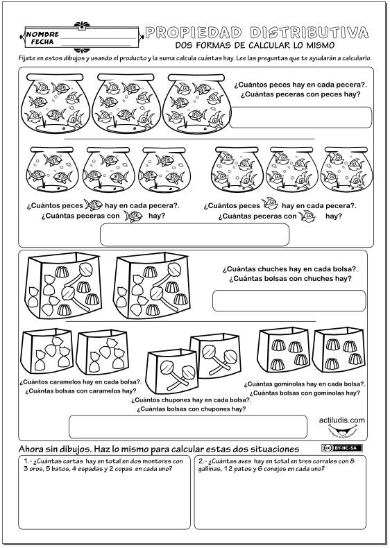 Pin de Karla Araya en 03 Asig Matemática | Pinterest | Propiedad ...