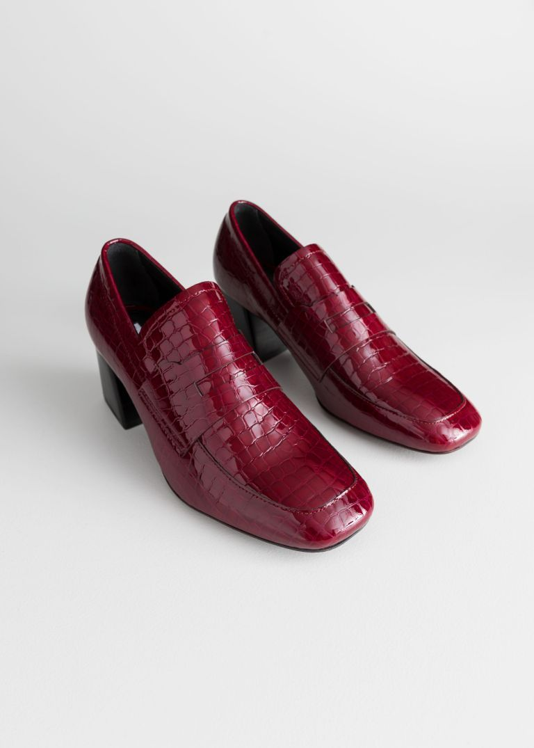 Buy How to heeled wear penny loafers picture trends
