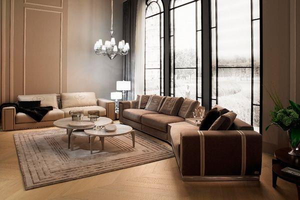 FENDI CASA   HOME COLLECTION   Luxury Topics Luxury Portal: Fashion ... Living  Room ...