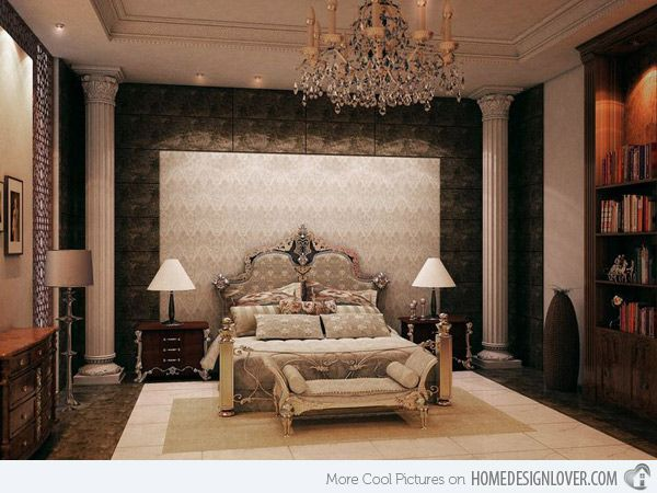 Feel the Grandeur of 20 Classic Bedroom Designs ...