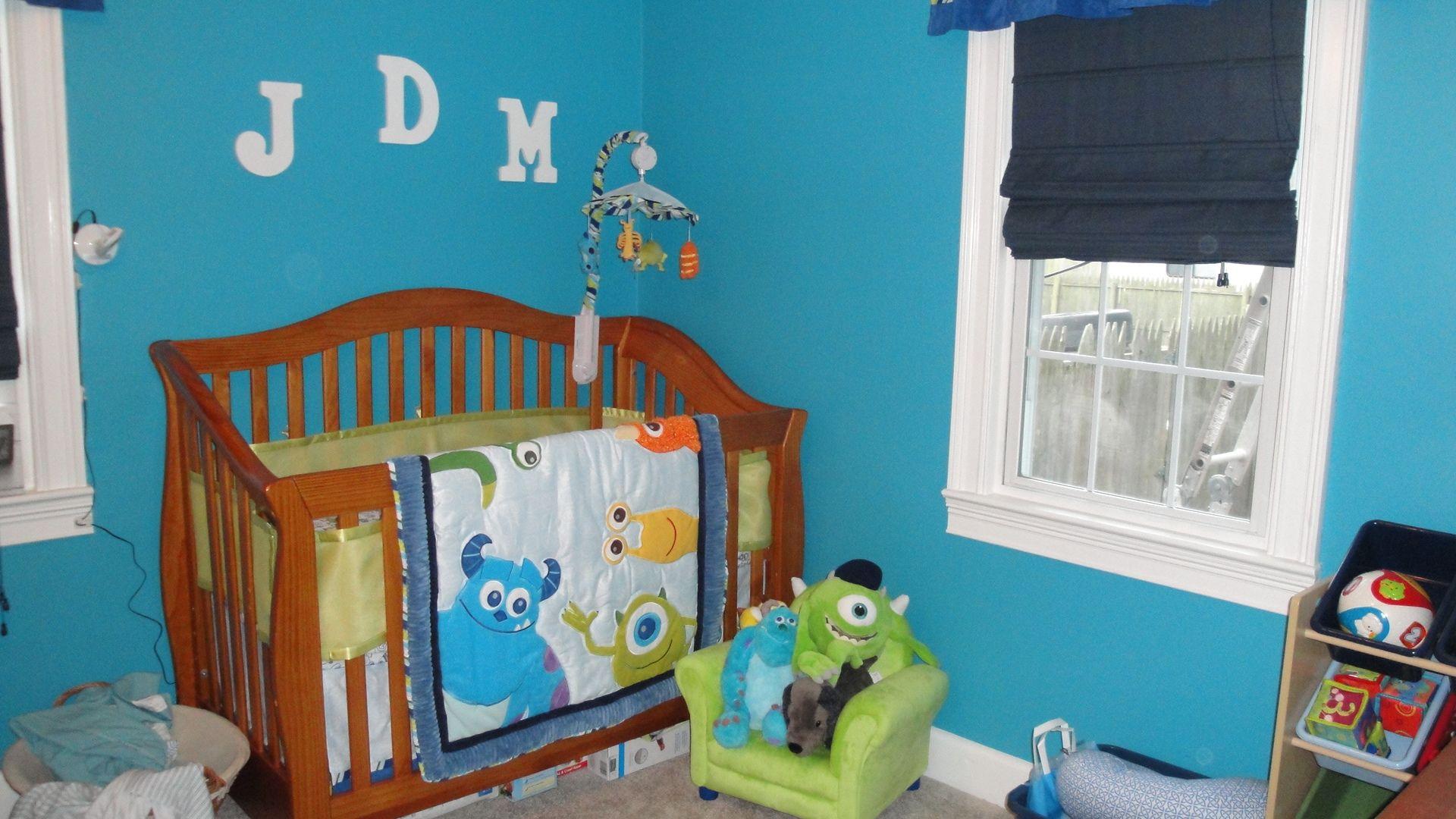 Monster Baby Stevie Morrow Decorator Inc