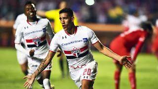 Blog Esportivo do Suíço:  São Paulo goleia Toluca e fica perto das quartas da Libertadores
