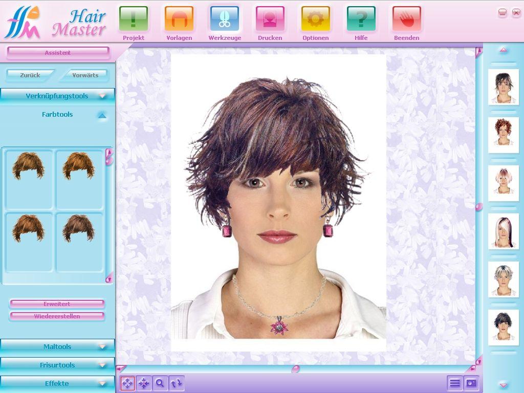 virtual hair color simulator   hair fun   virtual hairstyles