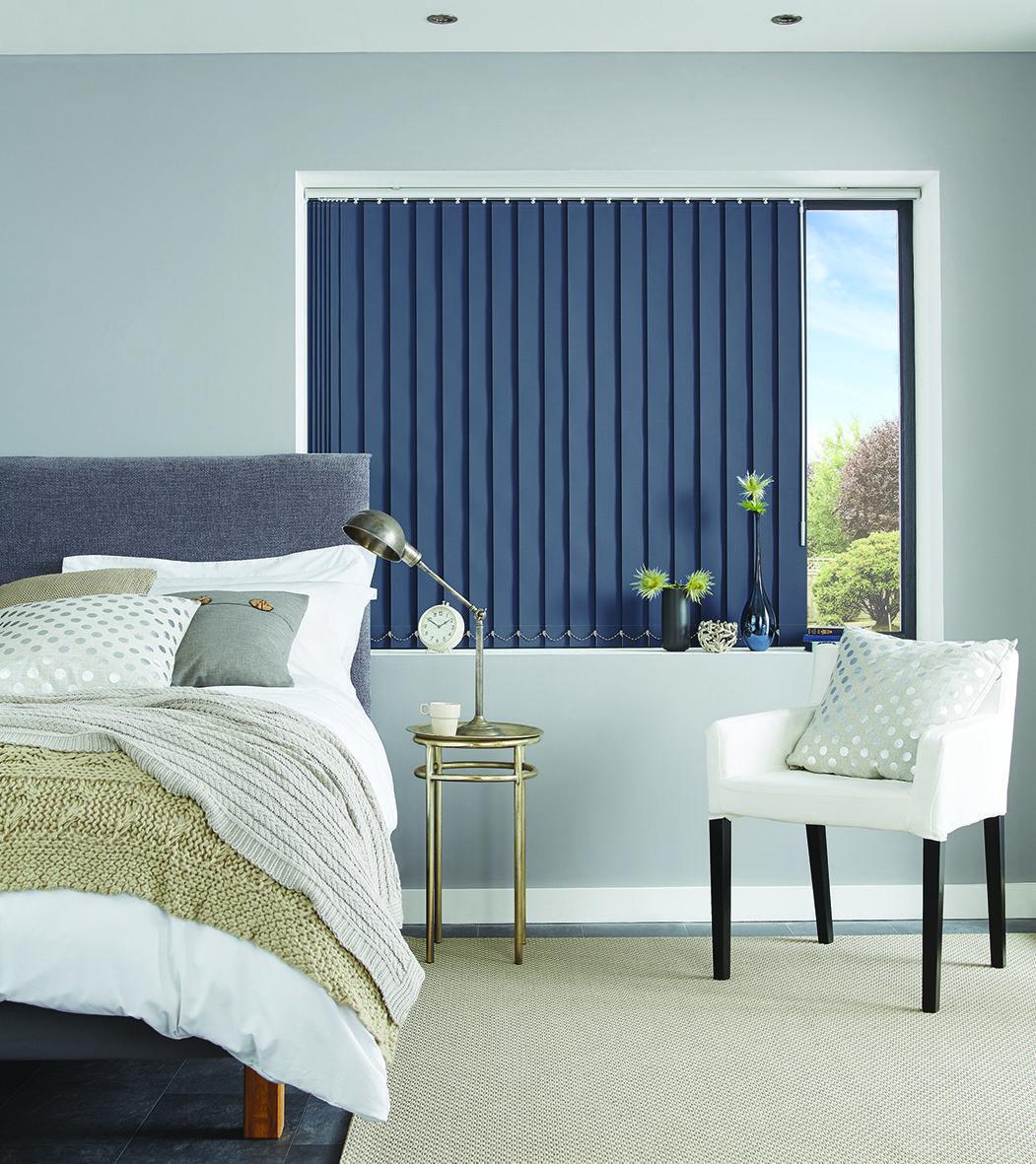 blue bedroom idea fresh window
