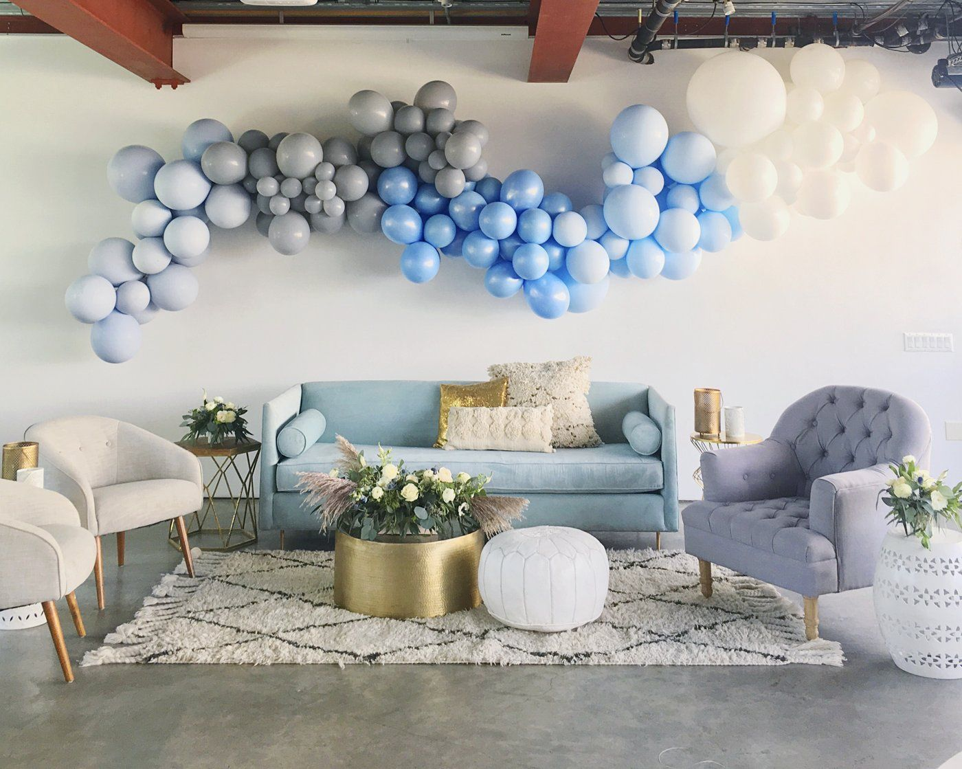Wild Child Is A Full Service Event Styling Balloon Bar Party