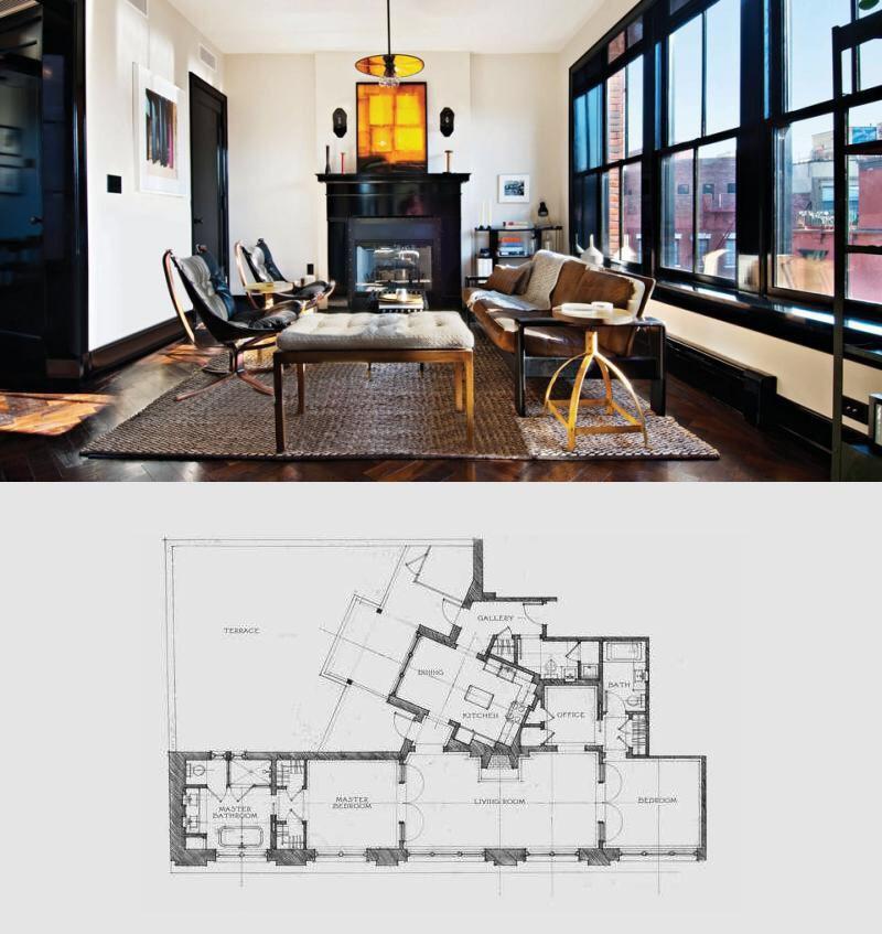 211 Elizabeth Street Nolita, Soho 2 Bedroom Apartment
