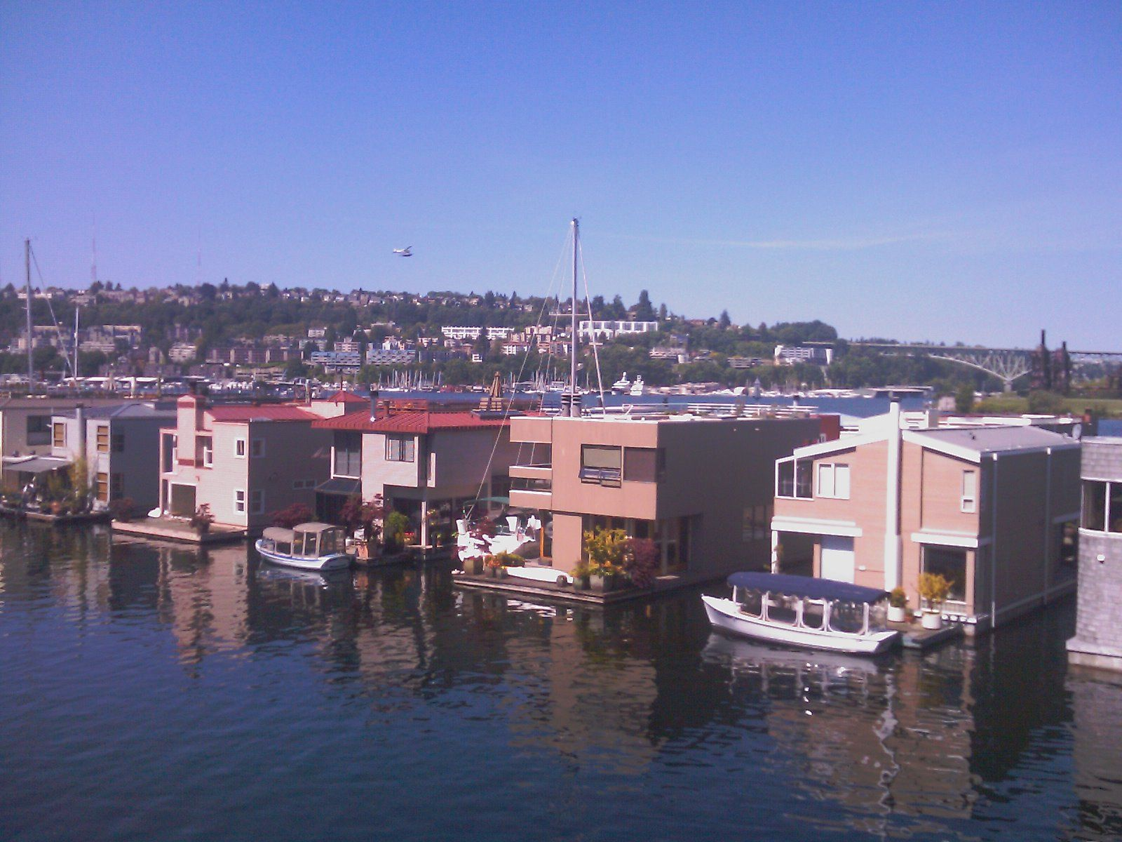 Houseboats Are You Interested In Seattle Floating Homes