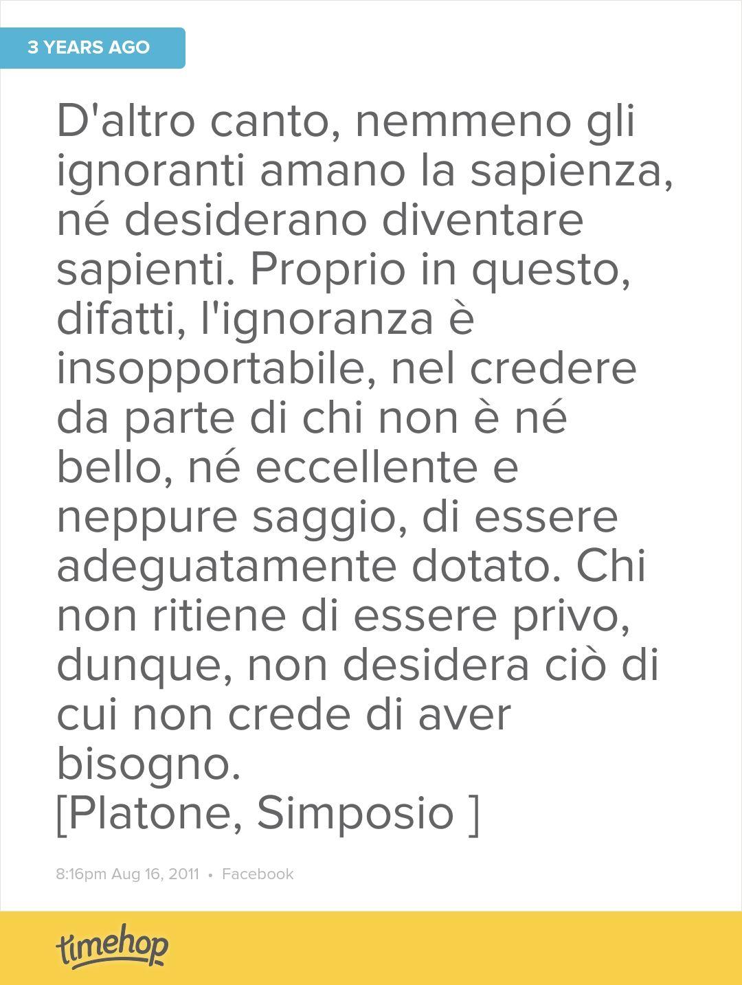 Platone Simposio Quotes 1 Year Ago 1 Year
