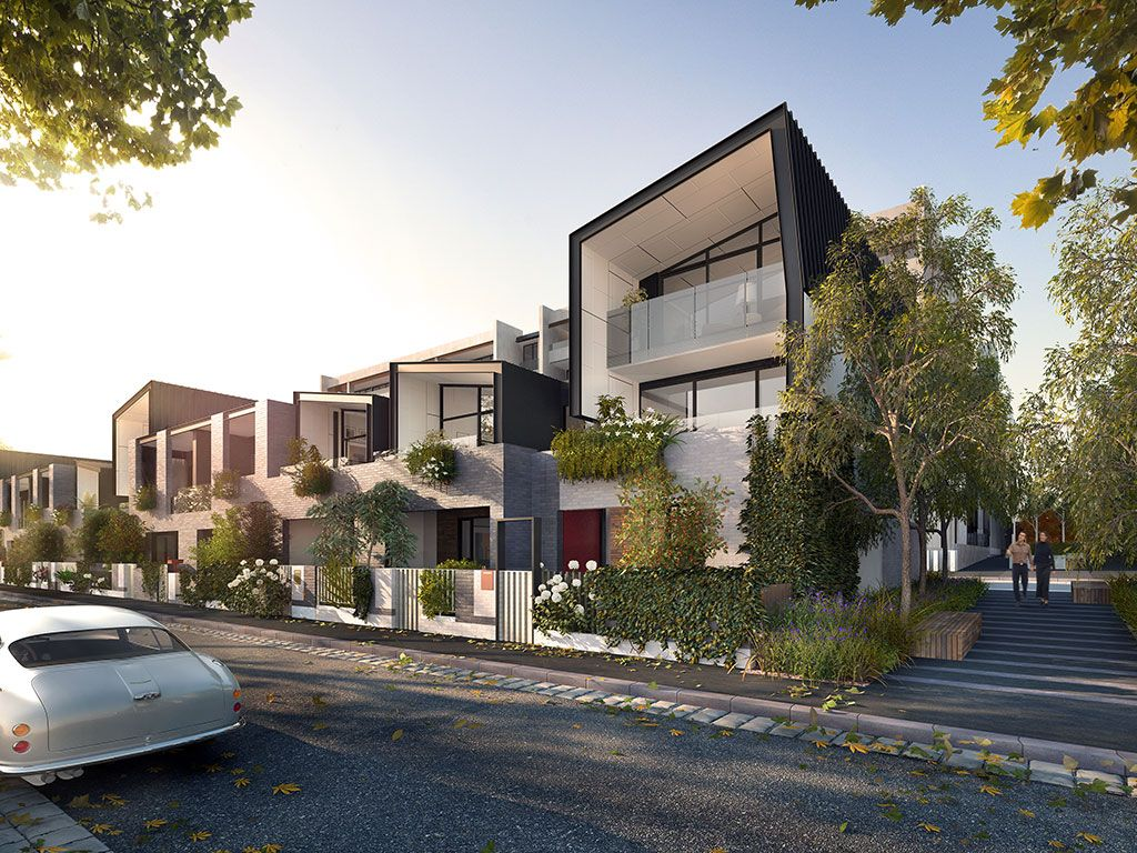 Townhouse architecture t m v i google townhouse for Design house architecture hamilton
