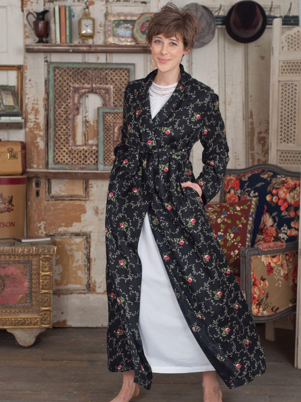 Angelina Ladies Dressing Gown  bf51c49ba3