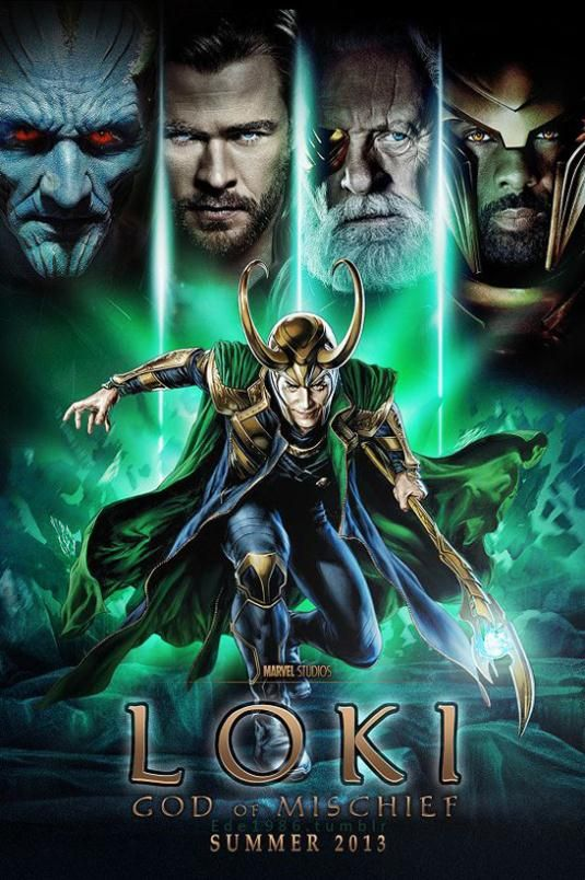 Thor-loki-The-Dark-World- | MARVEL⚡HEROES & VILLAINS ...