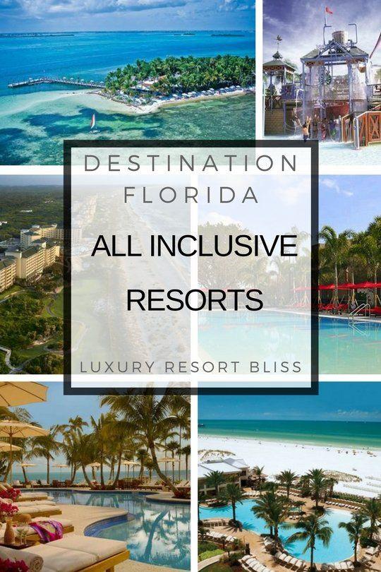 Top Florida All Inclusive Resorts