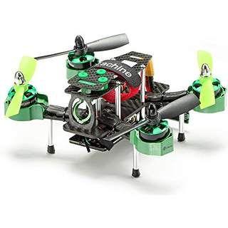 Eachine Falcon 180 FPV Quadcopter Drone ARF With PDB Flight Controller 20A ESC 2300KV Motor (CC3D).