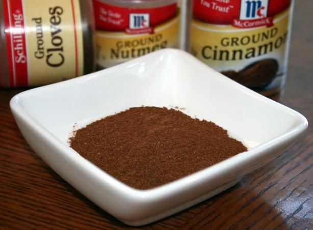 Allspice Substitute Recipe Food Com Recipe Allspice Substitute Food Substitutions Homemade Spices