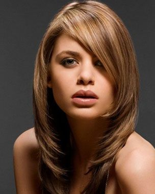 Women's Long Hairstyles Endearing Trendy Long Hairstyles For Women 2012  My Hair Lady  Pinterest
