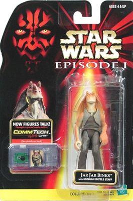 Naboo Royal Guard 1999 STAR WARS Episode 1 E1 Phantom Menace MOC