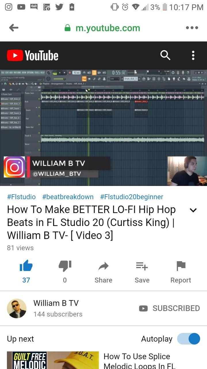 How to make better lofi hip hop beats in fl studio 20