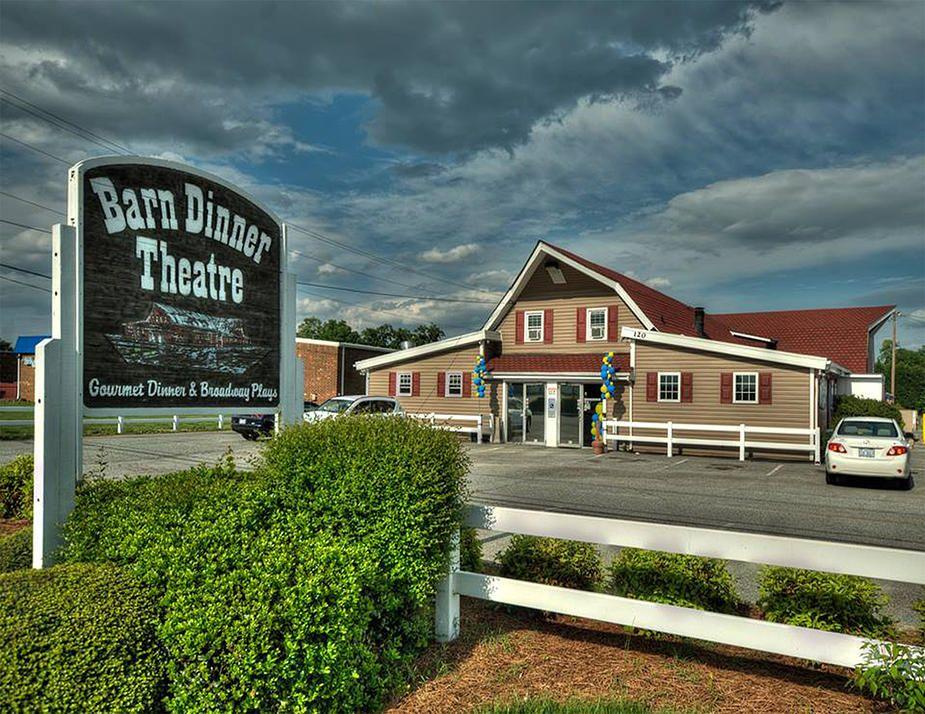 The Barn Dinner Theatre in Greensboro | Dinner theatre ...