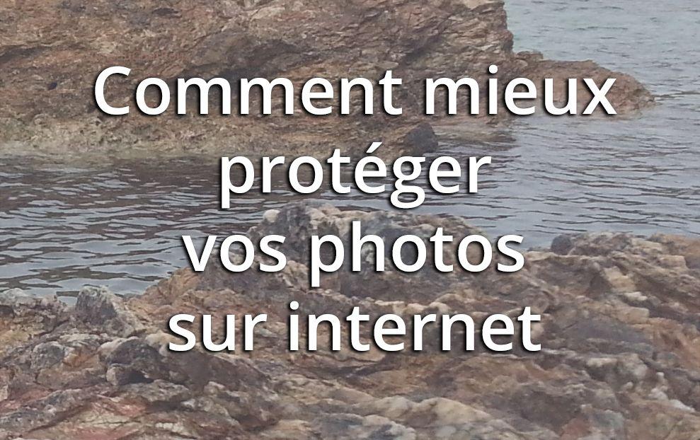 Comment mieux protéger vos photos sur internet ? En y ajoutant un filigrane, en les redimensionnant et en complétant les données EXIF et IPTC.