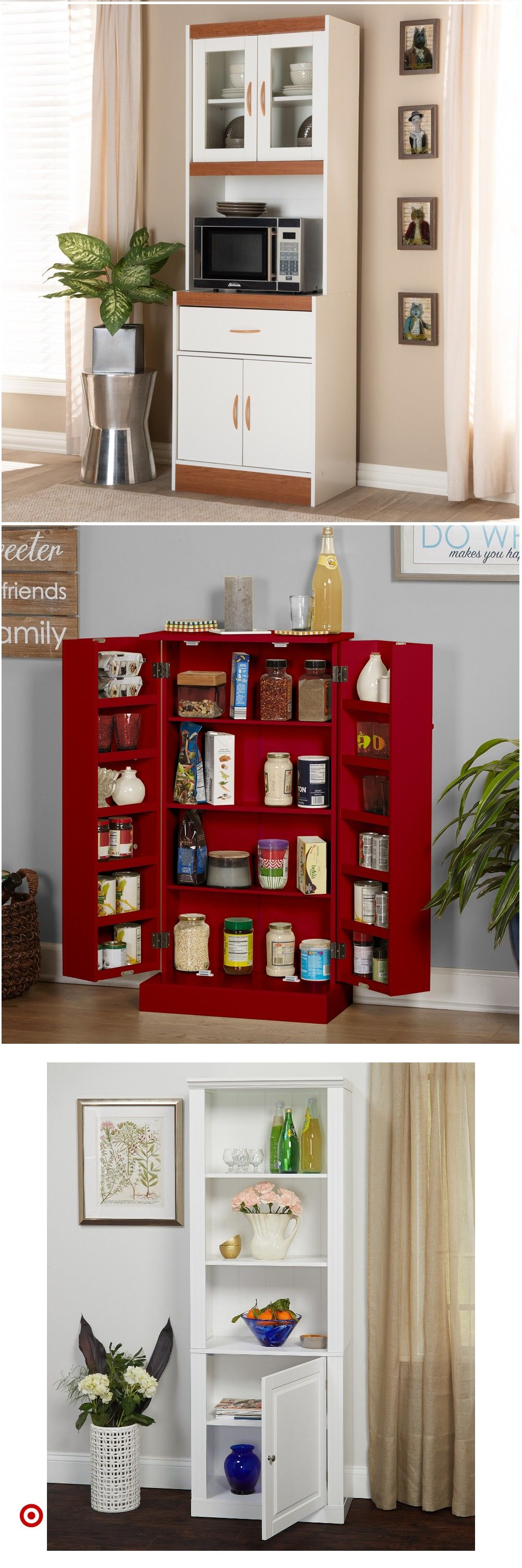 Shop Target For Kitchen Storage Pantry You Will Love At Great Low Prices Free Shipping On Orders Of 35 Or Free Kitchen Organization Home Remodeling Home