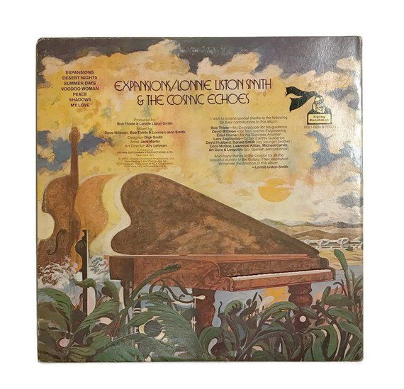Lonnie Liston Smith and the Cosmic Echoes,