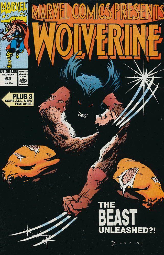 Vol 3 Wolverine #63