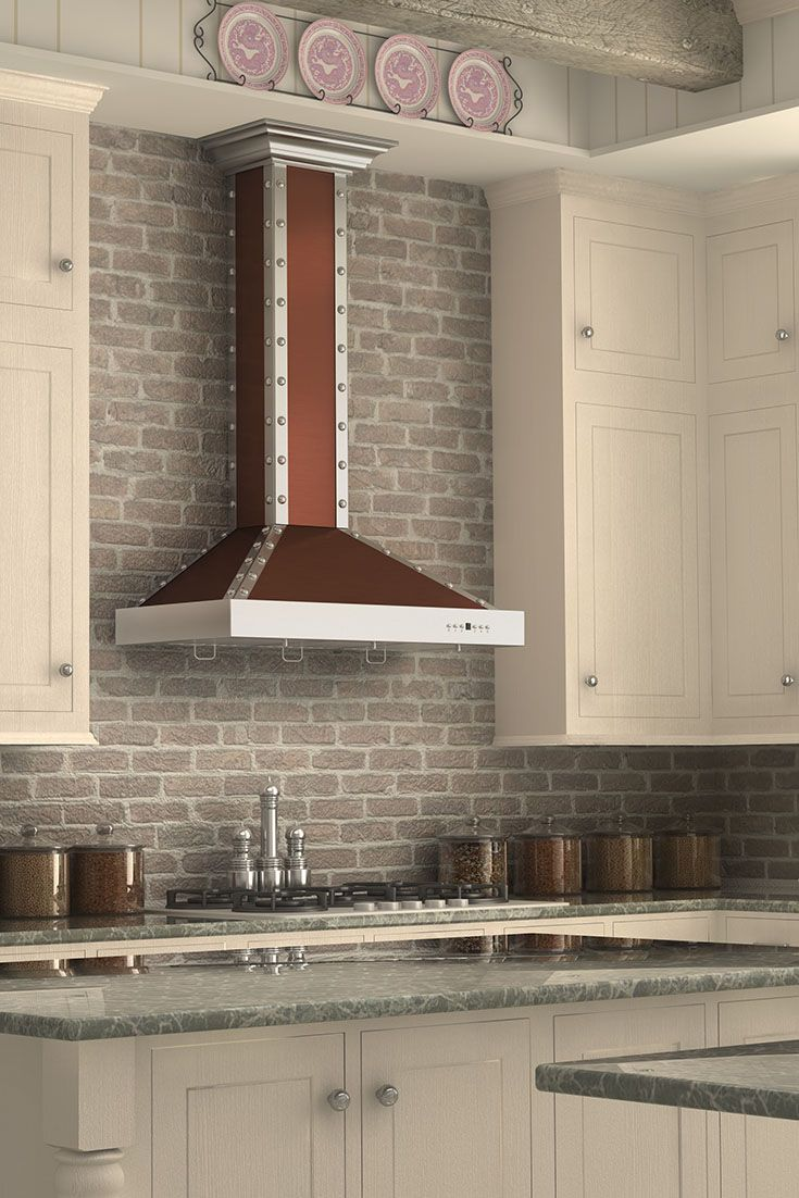 Remodel Your Kitchen With The Zline Kb2 Cssxs Designer Wall Mount Copper Range Hood Perfect With W Kitchen Vent Hood Kitchen Hoods Stainless Steel Range Hood