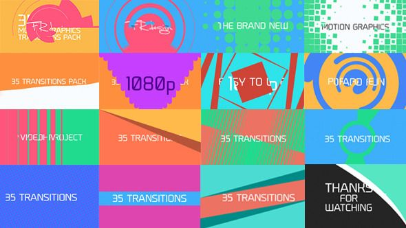 Cool Motion Graphics Transitions Adobe Premiere Pro Motion - Premiere pro motion graphics templates