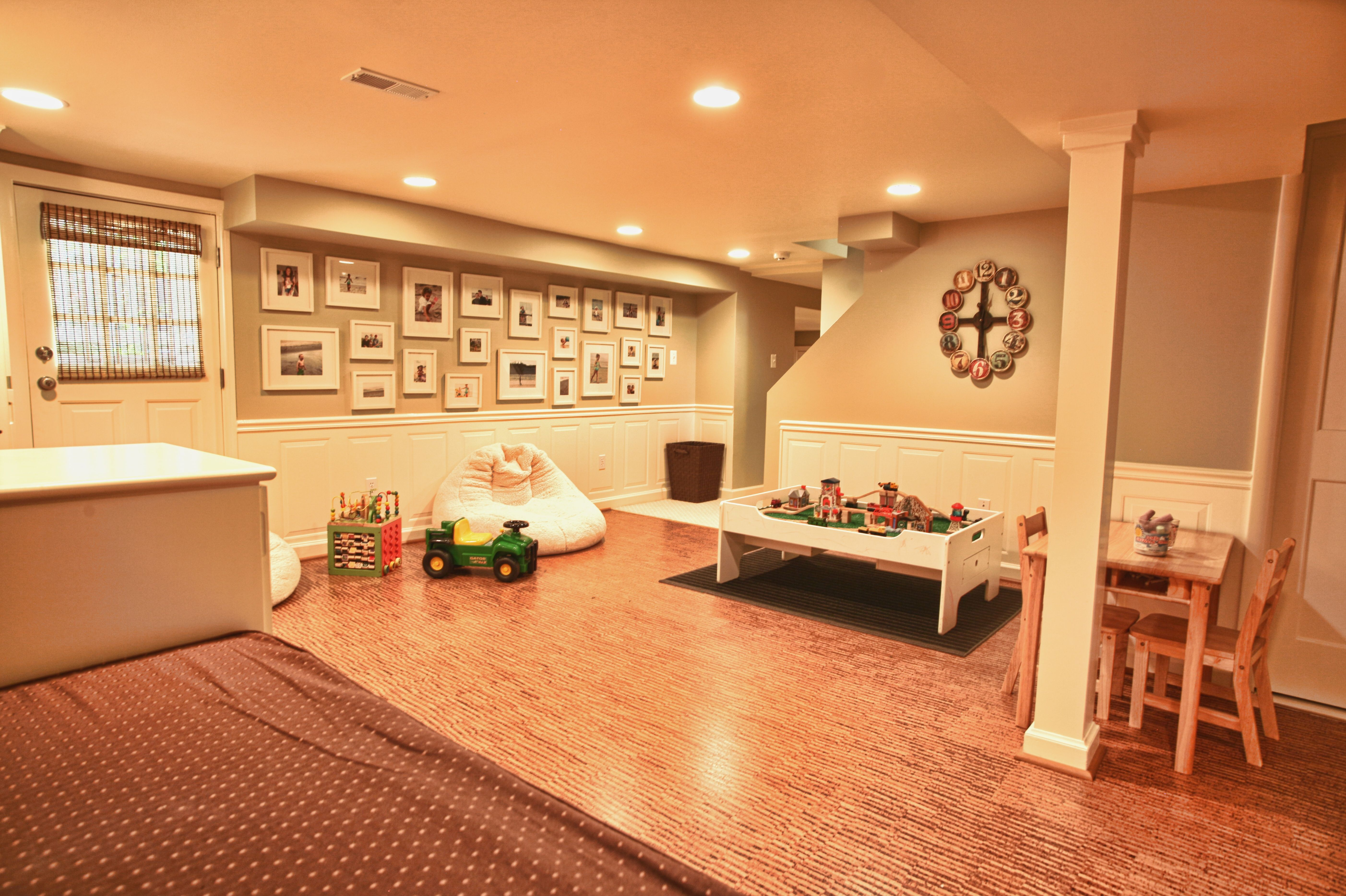 Basement Playroom Layout   Http://www.interior Design Mag.