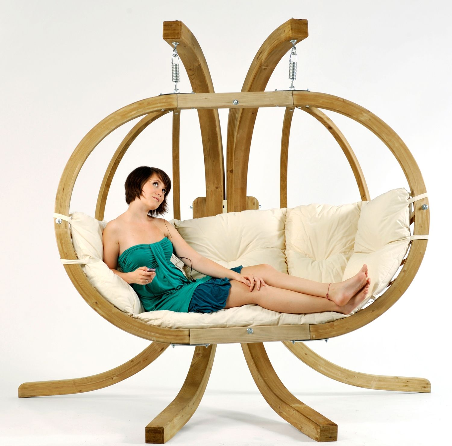 Explore Indoor Hanging Chairs, Loveseats, And More!