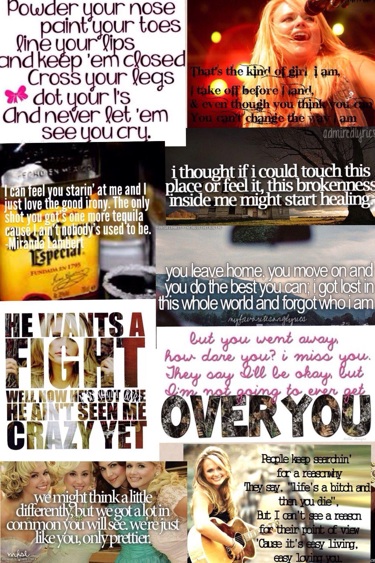 best my dating life lyrics pistol annies