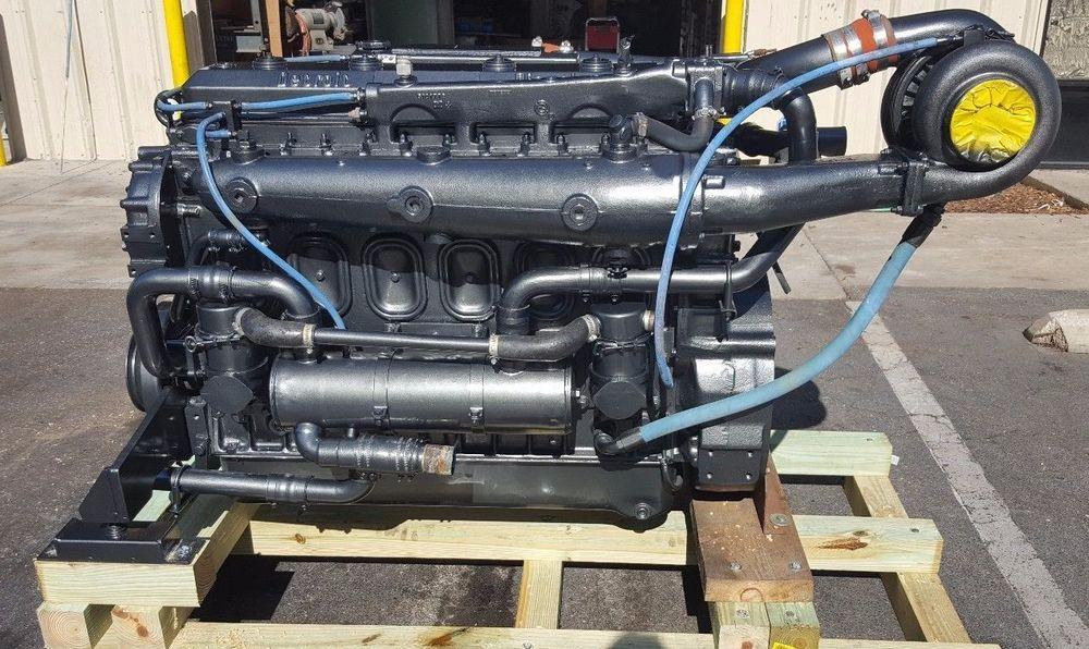 Detalles acerca de Detroit Diesel 6-71 a, 671, motor diesel