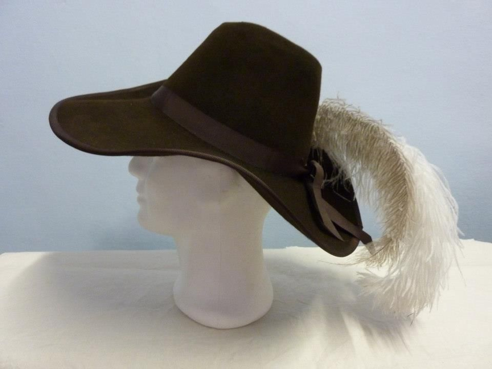2279185692d XVIIth hat. Available on  http   www.etsy.com shop LuaMedia or lua ...