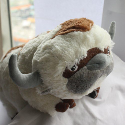 "20"" Appa Plush Huge Jumbo Toy From Avatar the Last"