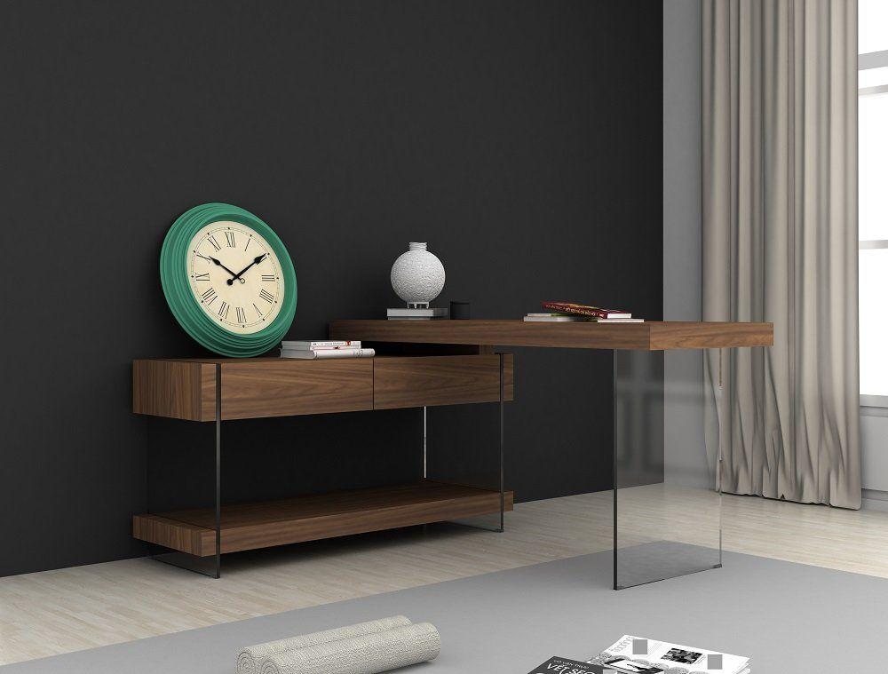Brightwood lshape desk modern office desk modern desk