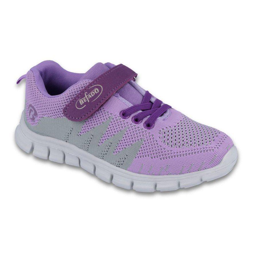 Buty Sportowe Dzieciece Dla Dzieci Befado Fioletowe Befado Obuwie Dzieciece Do 23 Cm 516y025 Baby Shoes Shoes Adidas Sneakers