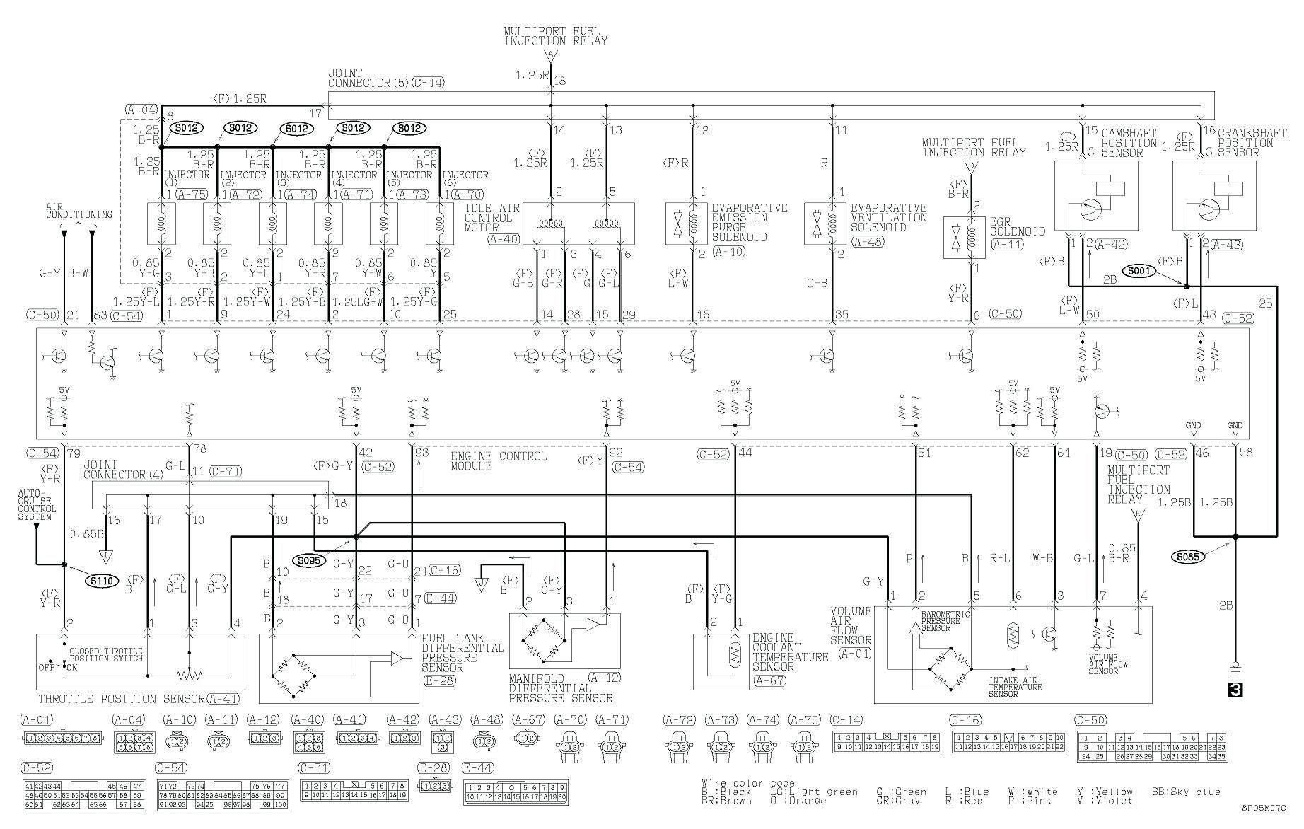 medium resolution of mitsubishi montoya wiring diagram