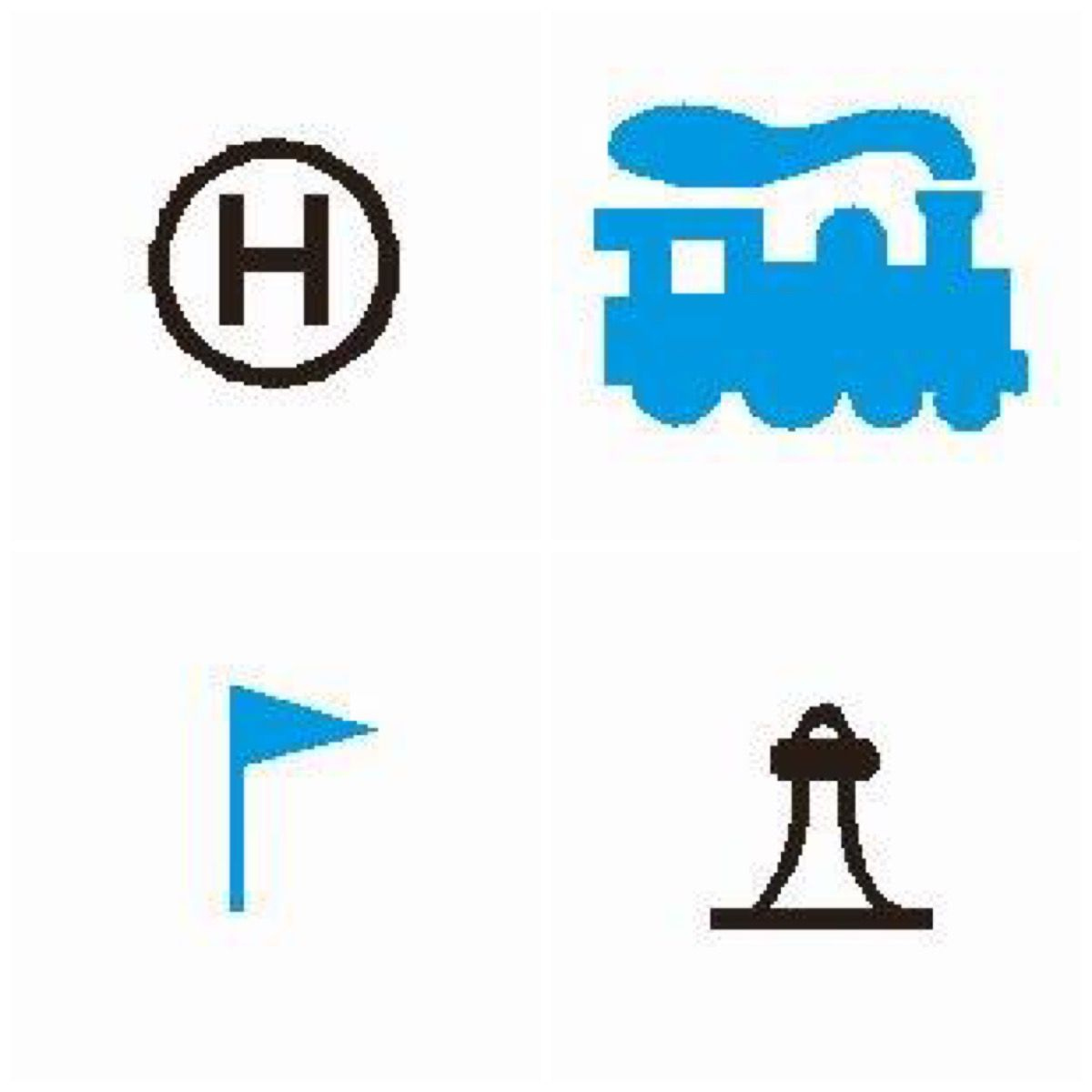 How Well Do You Know Your Map Symbols Test Your Knowledge In Our